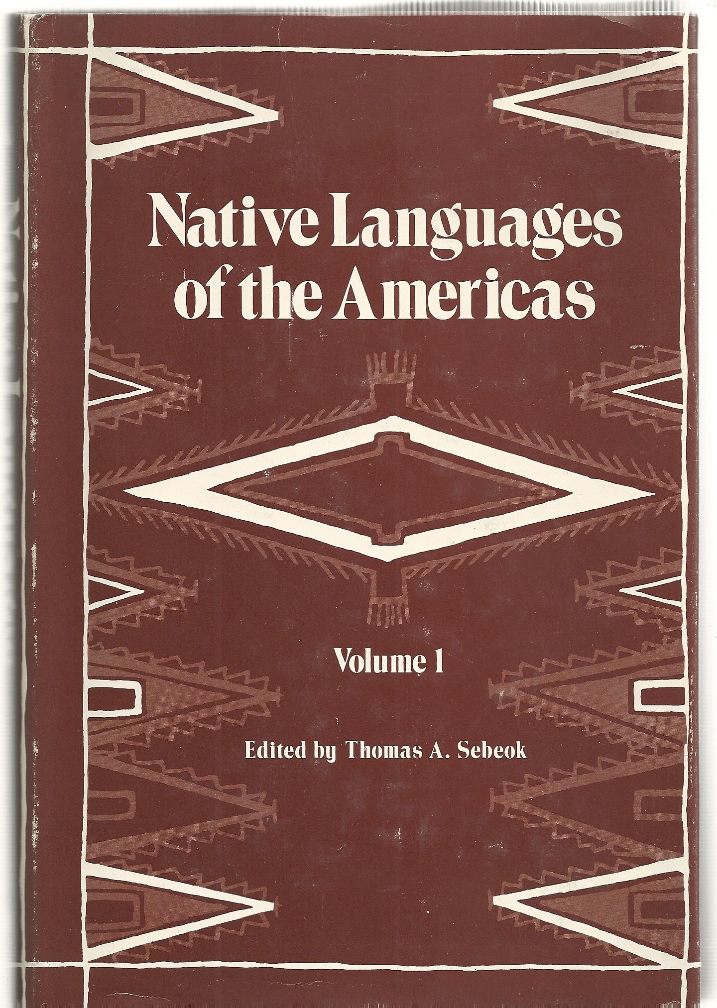 001: Native Languages of the Americas: Volume 1