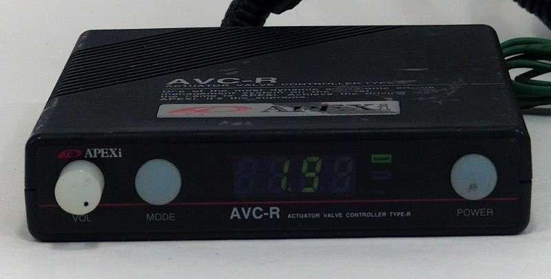 Apexi AVCR AVC-R Boost controller RX7 FC3S R32 R33 R34 S14 S15